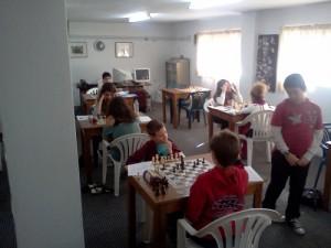 σκακι νεανικά κορυδαλλός