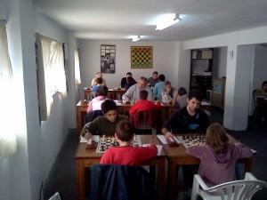 Σκακιστικοί αγώνες Κορυδαλλός