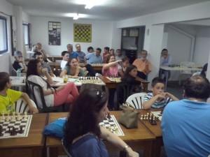 ΕΕΣ Κορυδαλλού σκάκι