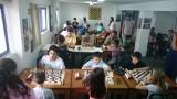 σκάκι τουρνουά κορυδαλλός