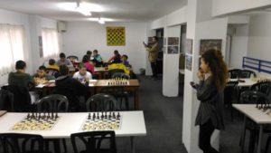 ΕΕΣ Κορυδαλλού σκάκι παίδων