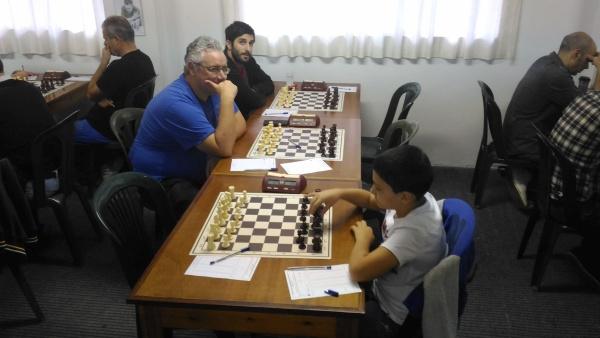 1ο Ανοικτό Τουρνουά Ε.Ε.Σ. Κορυδαλλού σκάκι