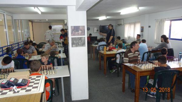 5ο Ανοικτό Τουρνουά Σκάκι ΕΕΣ Κορυδαλλού