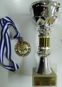 Πρωτάθλημα Α΄ Εθνικής Κατηγορίας Σκάκι 2011, 3η θέση