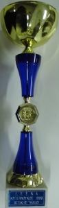 Διασυλλογικό Κύπελλο Αττικής Φιλίας Σκάκι 1996, 1η θέση