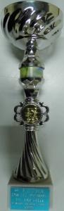 Διασυλλογικό Κύπελλο Αττικής Φιλίας Σκάκι 1999, 1η θέση
