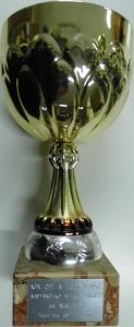 Διασυλλογικό Κύπελλο Αττικής Φιλίας Σκάκι 2002, 1η θέση