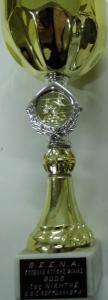 Διασυλλογικό Κύπελλο Αττικής Φιλίας Σκάκι 2005, 1η θέση