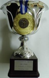 Κύπελλο Σκάκι Αττικής 2004, 1η θέση