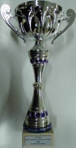 Κύπελλο Σκάκι Αττικής 2008, 2η θέση