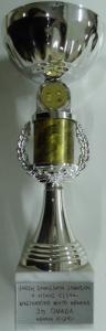 Μικτό Νεανικό Πρωτάθλημα Σκάκι Αττικής 2000, 3η θέση