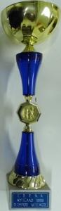 """Διασυλλογικό Κύπελλο Σκάκι """"Σπύρος Μπίκος"""" 1996, 1η θέση"""