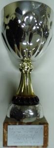 """Διασυλλογικό Κύπελλο Σκάκι """"Σπύρος Μπίκος"""" 2002, 2η θέση"""