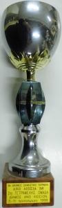 9ο Διεθνές Σκακιστικό Τουρνουά Άνω Λιοσίων 1998, 2η θέση